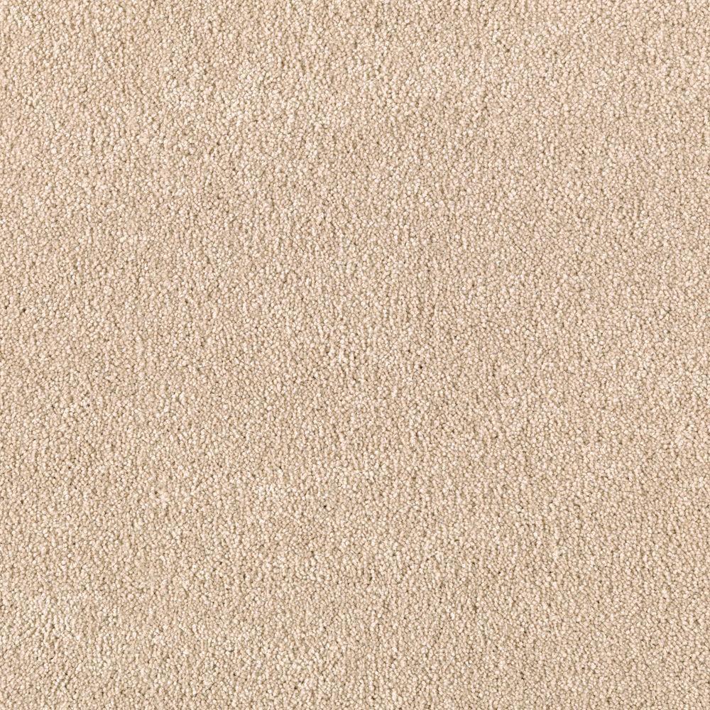 Velocity II - Color Sandcastle Texture 12 ft. Carpet