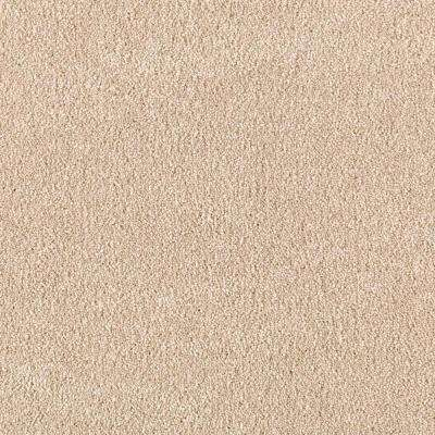 Velocity I - Color Sandcastle Texture 12 ft. Carpet
