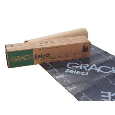 Select 36 in. x 65 ft. Roll Roofing Underlayment (195 sq. ft.)