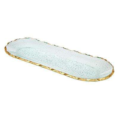 Harper Oval Serving Tray
