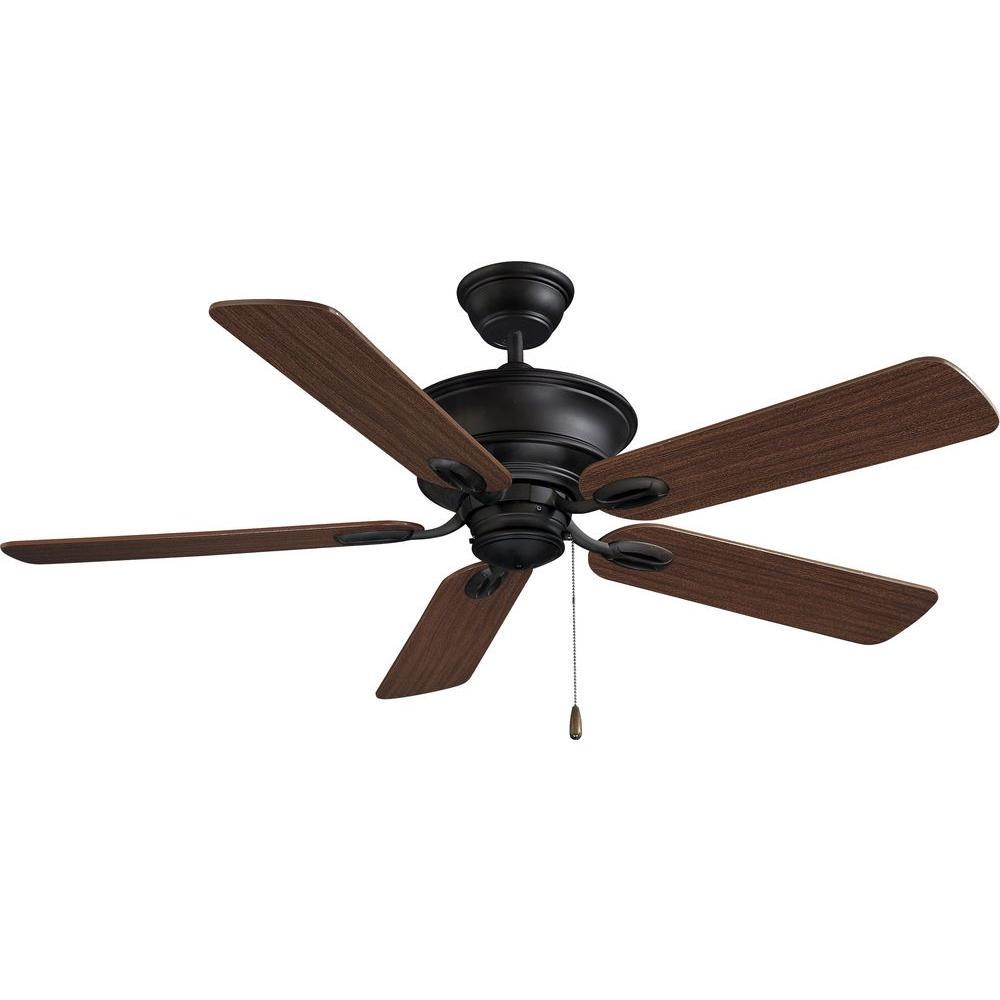 Foundry Bronze Ceiling Fan