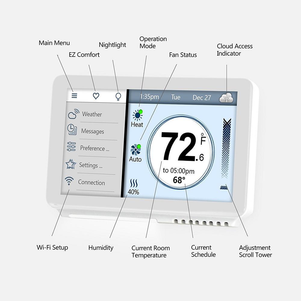 Installing Vine Thermostat on