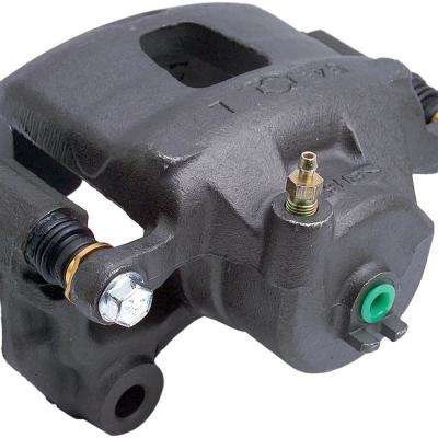 Remanufactured Friction Choice Caliper w/Bracket - Front Left