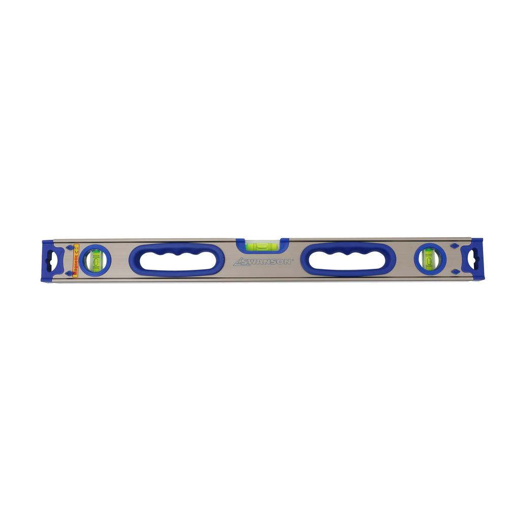 Swanson 24 in. Magnetic IBOX Level
