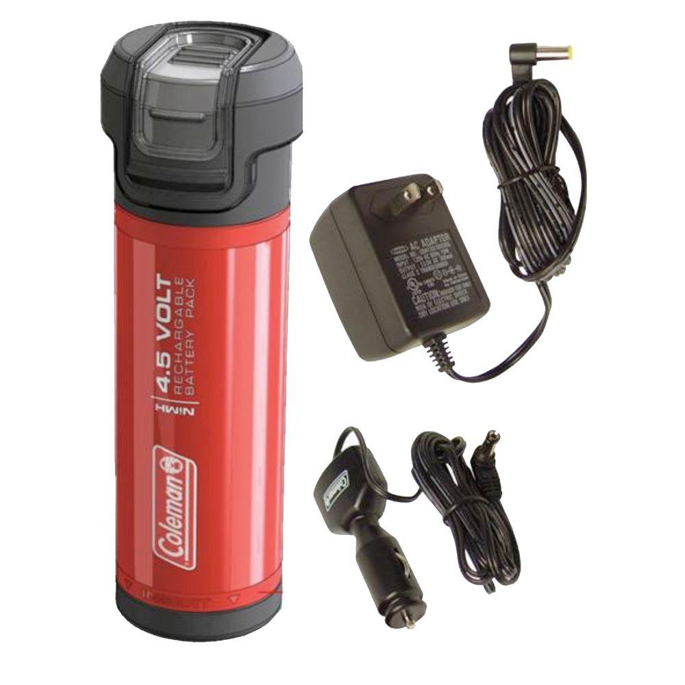 Coleman CPX4.5 4.5-Volt Rechargeable Power Cartridge