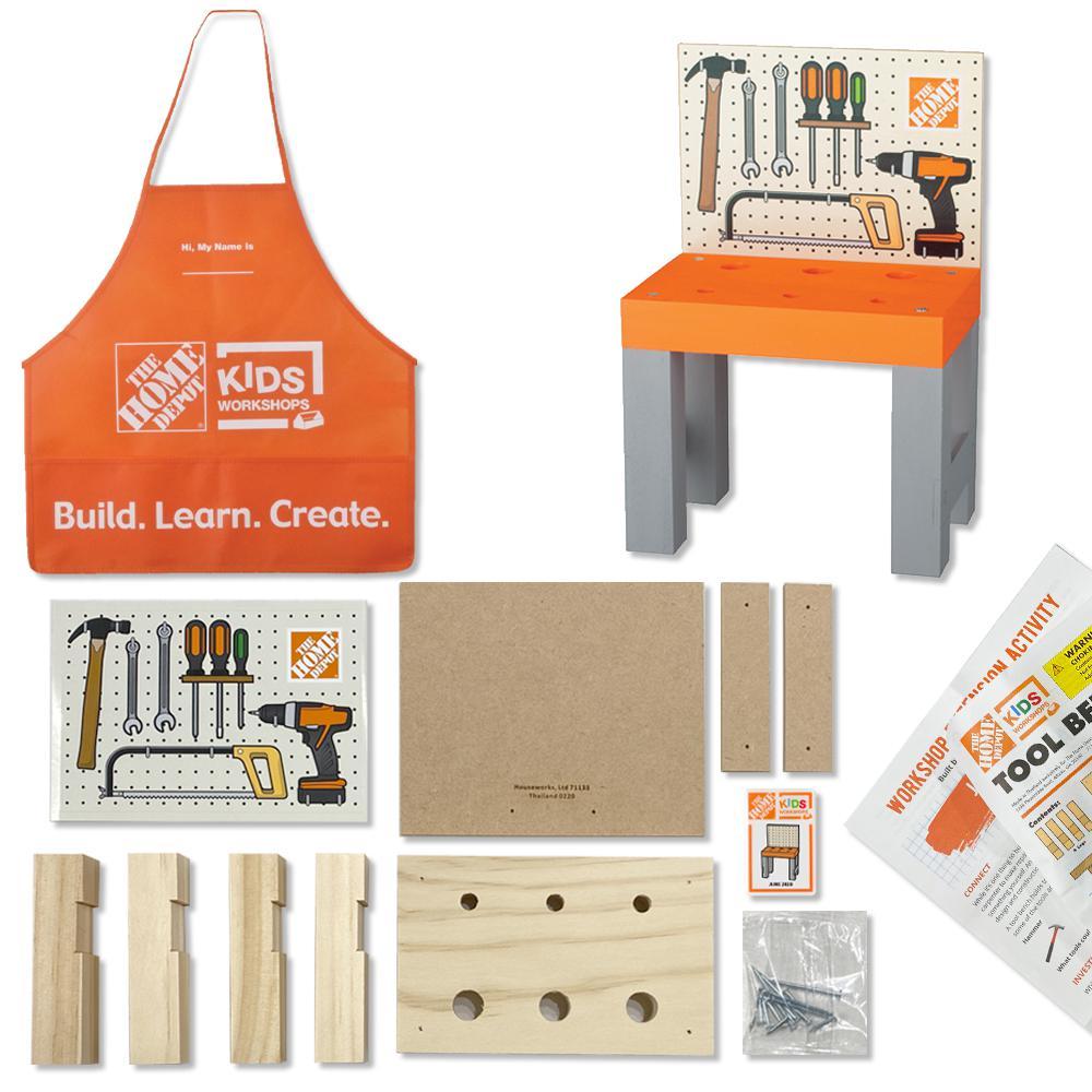 Tool Bench Kit Pack