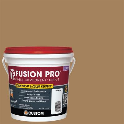 Fusion Pro #45 Summer Wheat 1 Gal. Single Component Grout