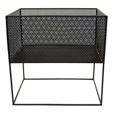 19.5 in. Metal Storage Rack
