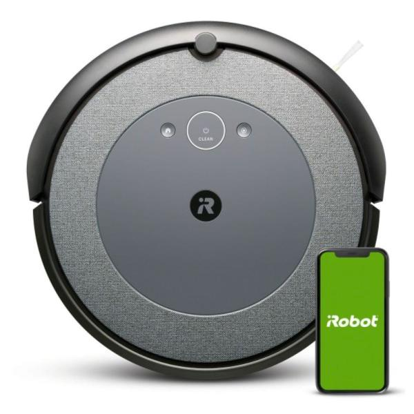 iRobot Roomba i3 (3150) Wi-Fi Connected Robot Vacuum