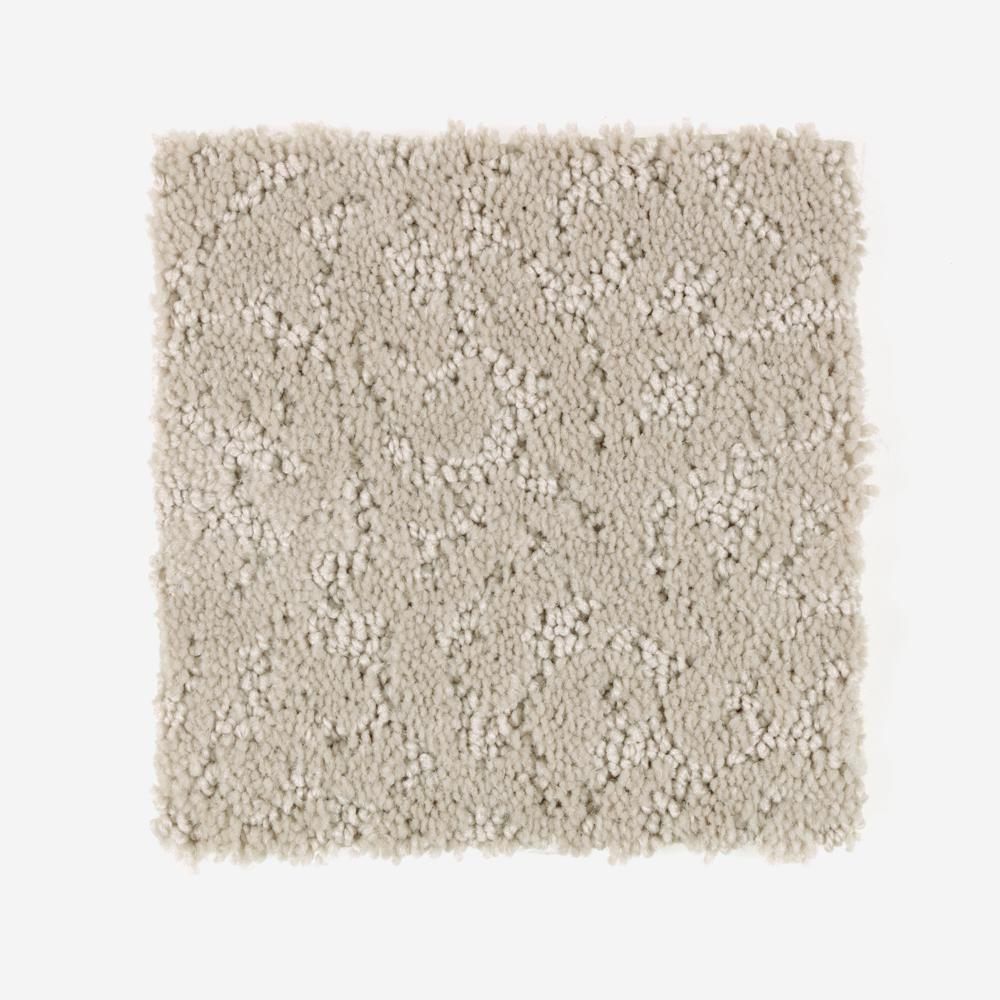 Petproof Perry Color Dry Gourd Pattern 12 Ft Carpet