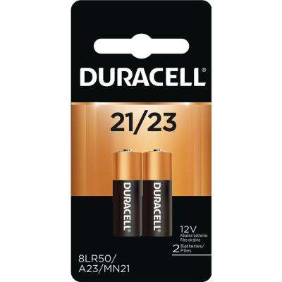 Coppertop Speciality Alkaline 21/23 Battery (2-Pack)
