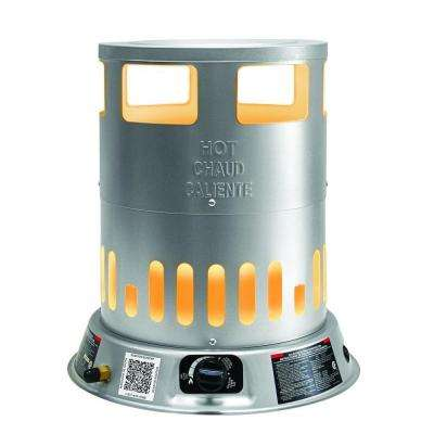 50K-80K BTU Convection Propane Tower Portable Heater