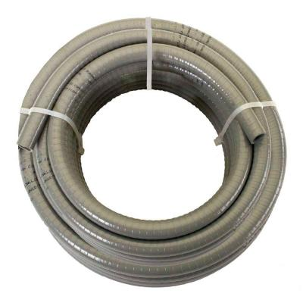 1/2 x 100 ft. Non-UL Liquidtight Flexible Steel Conduit