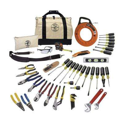 Journeyman Tool Set (41-Piece)