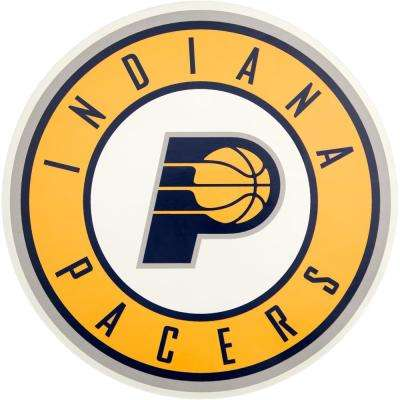 NBA Indiana Pacers Outdoor Logo Graphic- Large
