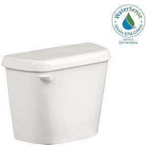 American Standard Colony 1.28 GPF Single Flush Toilet Tank Only for 12 inch Rough in White by American Standard