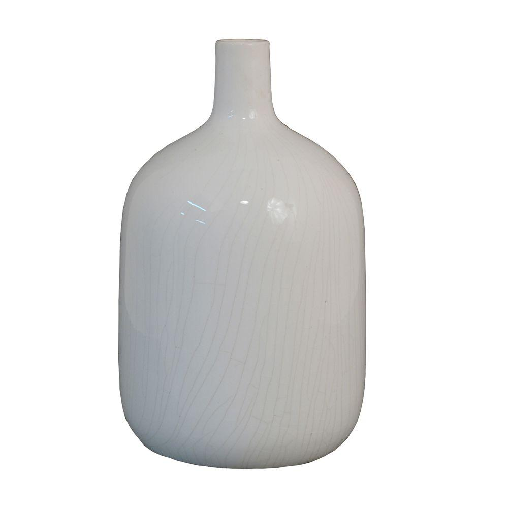 Home Decorators Collection Ivory Camile Vase