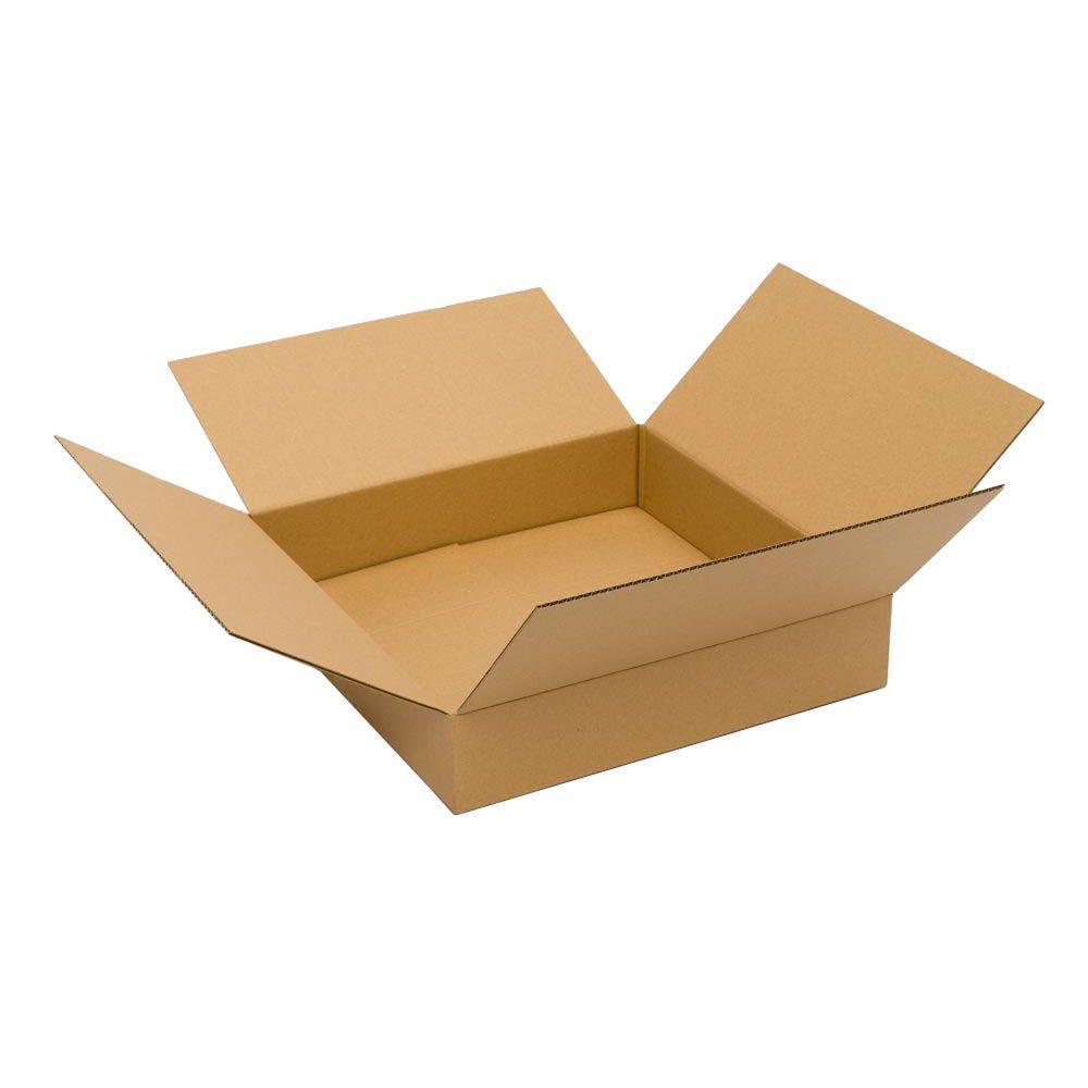 Pratt Retail Specialties 20 in. L x 20 in. W x 6 in. D Moving Box (15-Pack)