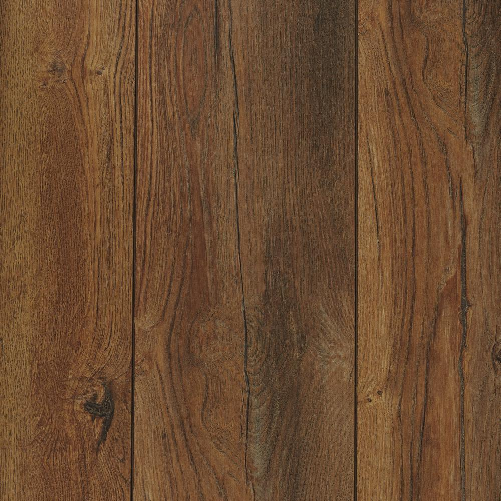 KRONOTEX USA Yorkhill Oak 12 mm Thick x 7-7/16 in. Wide x 50-5/8 in. Length Laminate Flooring (18.2 sq. ft. / case), Light