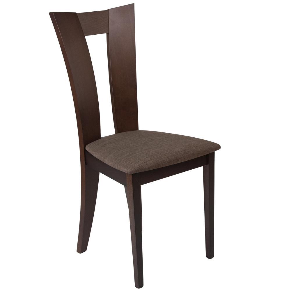 Talbot Espresso Side Chair