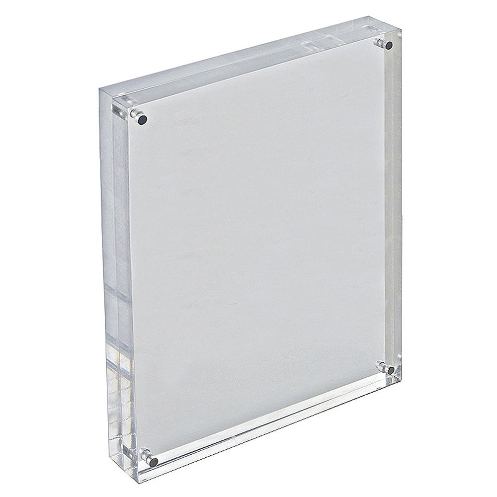 478bc88f3d8a Azar Displays 8.5 in. x 11 in. Vertical Horizontal Frame Acrylic ...