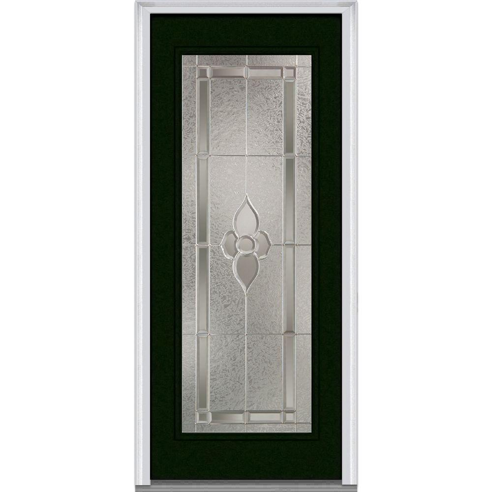 MMI Door 32 In. X 80 In. Master Nouveau Right Hand Full Lite