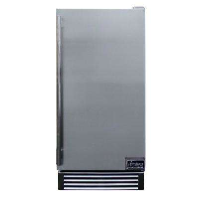 3.41 cu. ft. Built-In/Freestanding Outdoor Refrigerator in Stainless Steel