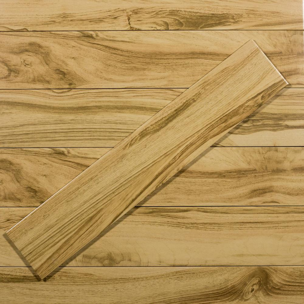 Abolos Wood Fresh Pine 6 In X