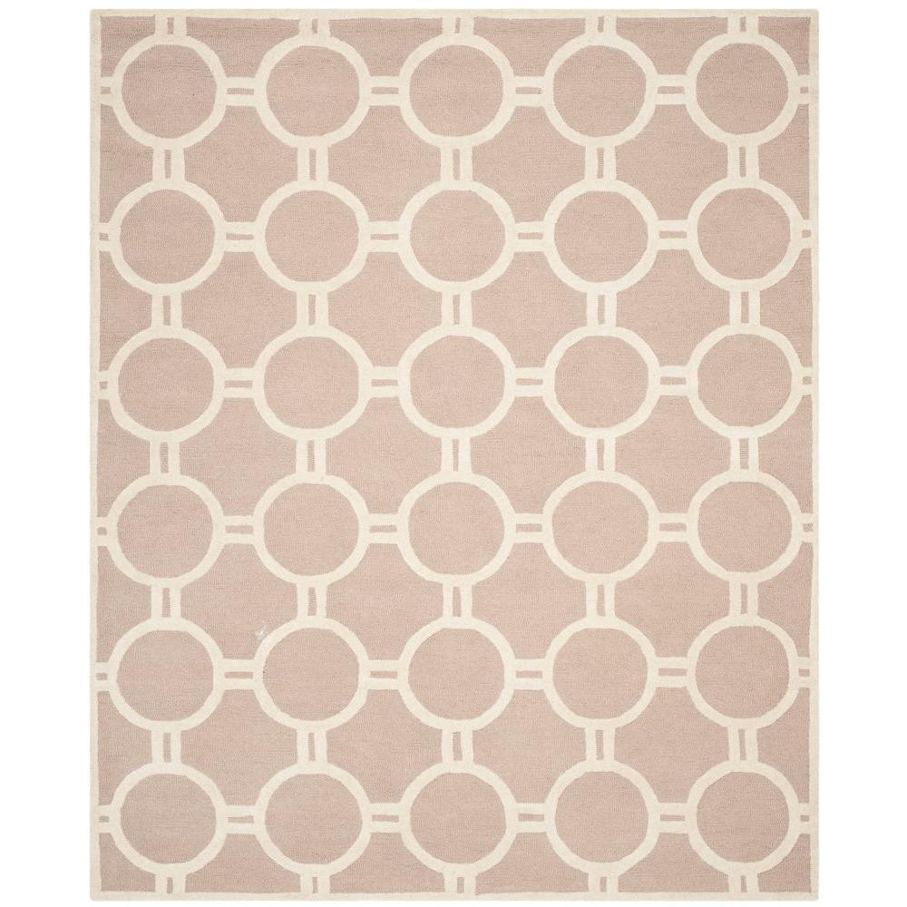 Safavieh Cambridge Beige/Ivory 8 ft. x 10 ft. Area Rug