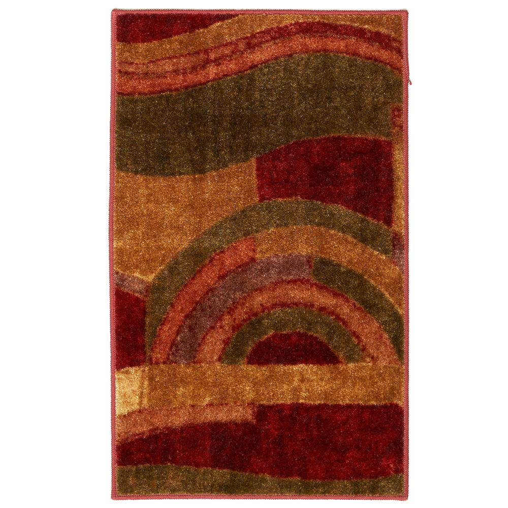 Mohawk Home Picasso Wine 2 ft. x 3 ft. Indoor Area Rug