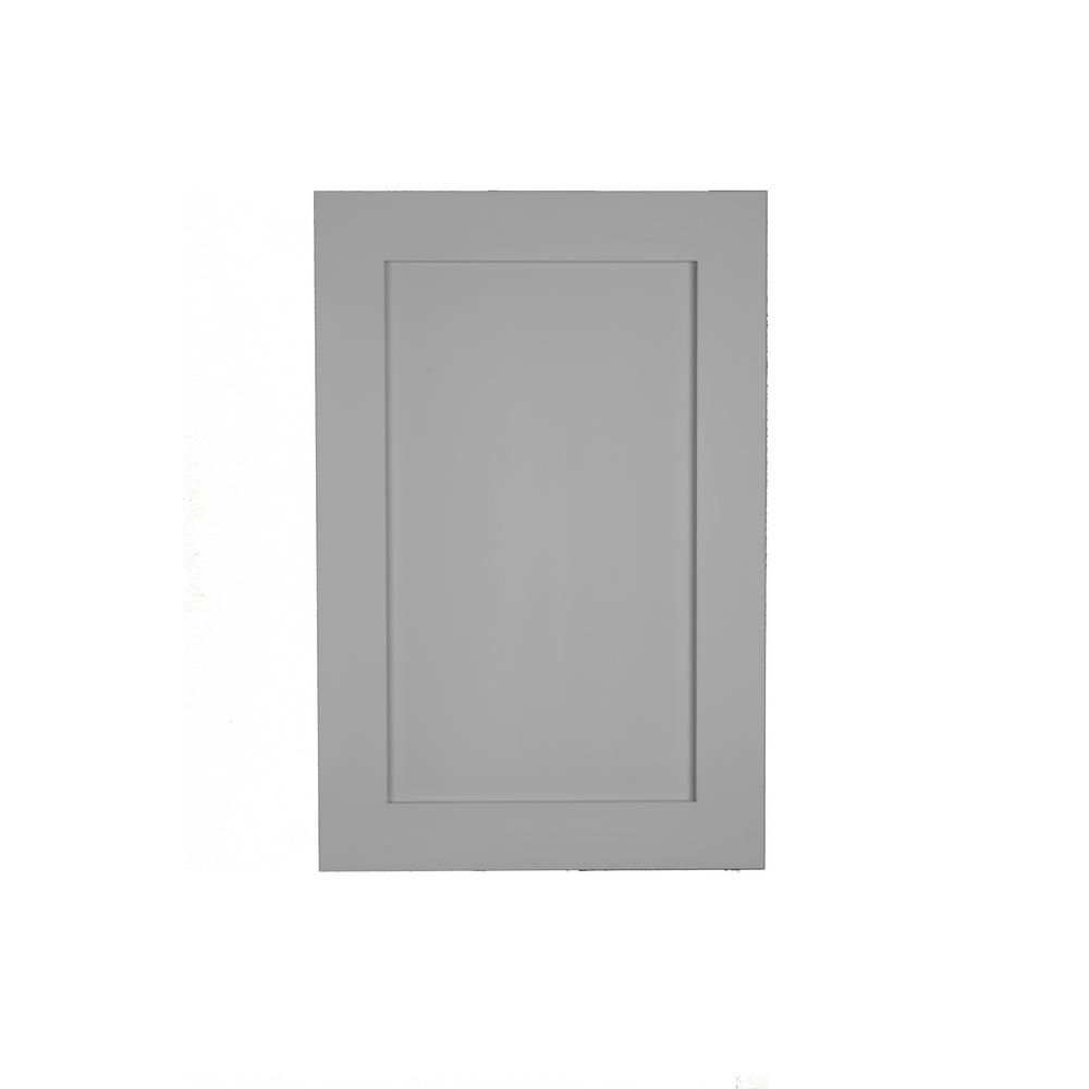 Recessed Medicine Cabinet In Primed Fr 218 Door The Home Depot