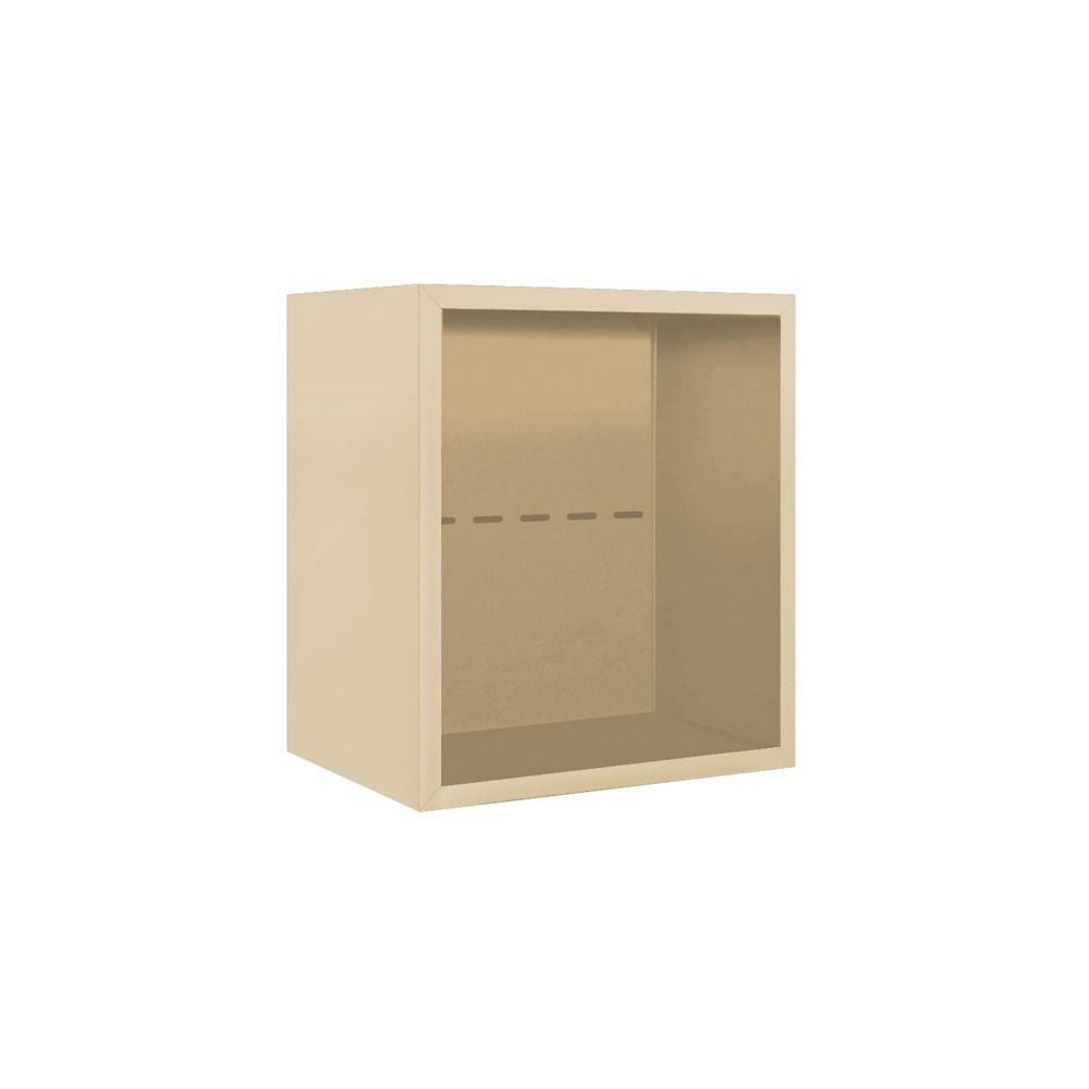 3800 Series Surface Mounted Enclosure for Salsbury 3705 Single Column Unit
