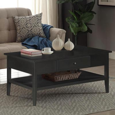 Incredible Black Drawers Coffee Tables Accent Tables The Home Depot Gmtry Best Dining Table And Chair Ideas Images Gmtryco
