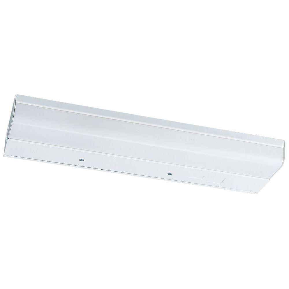 48 in. White Under Cabinet Fixture