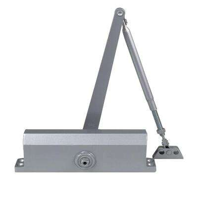 Commercial Door Closer with Parallel Arm Bracket in Aluminum - Size 3