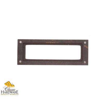 3.15 in. Oil-Rubbed Bronze Card Holder