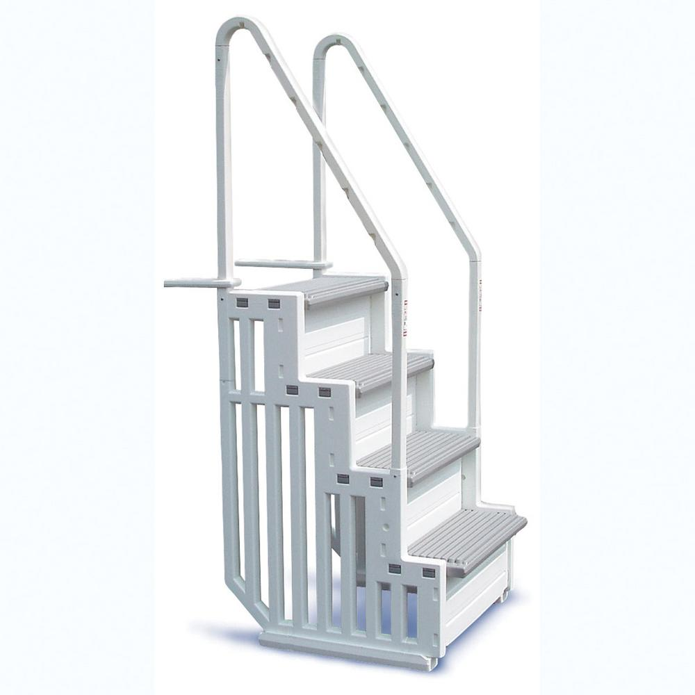Step-1 Above Ground Swimming Pool In-Pool Steps