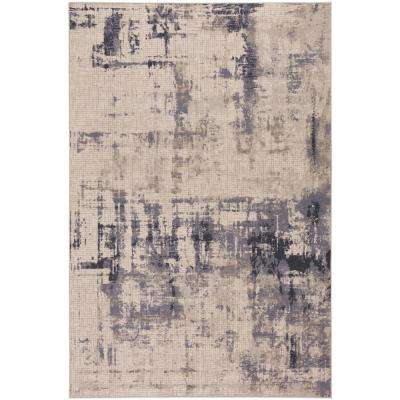 Municipality-Mirage Sand 4 ft. x 6 ft. Area Rug