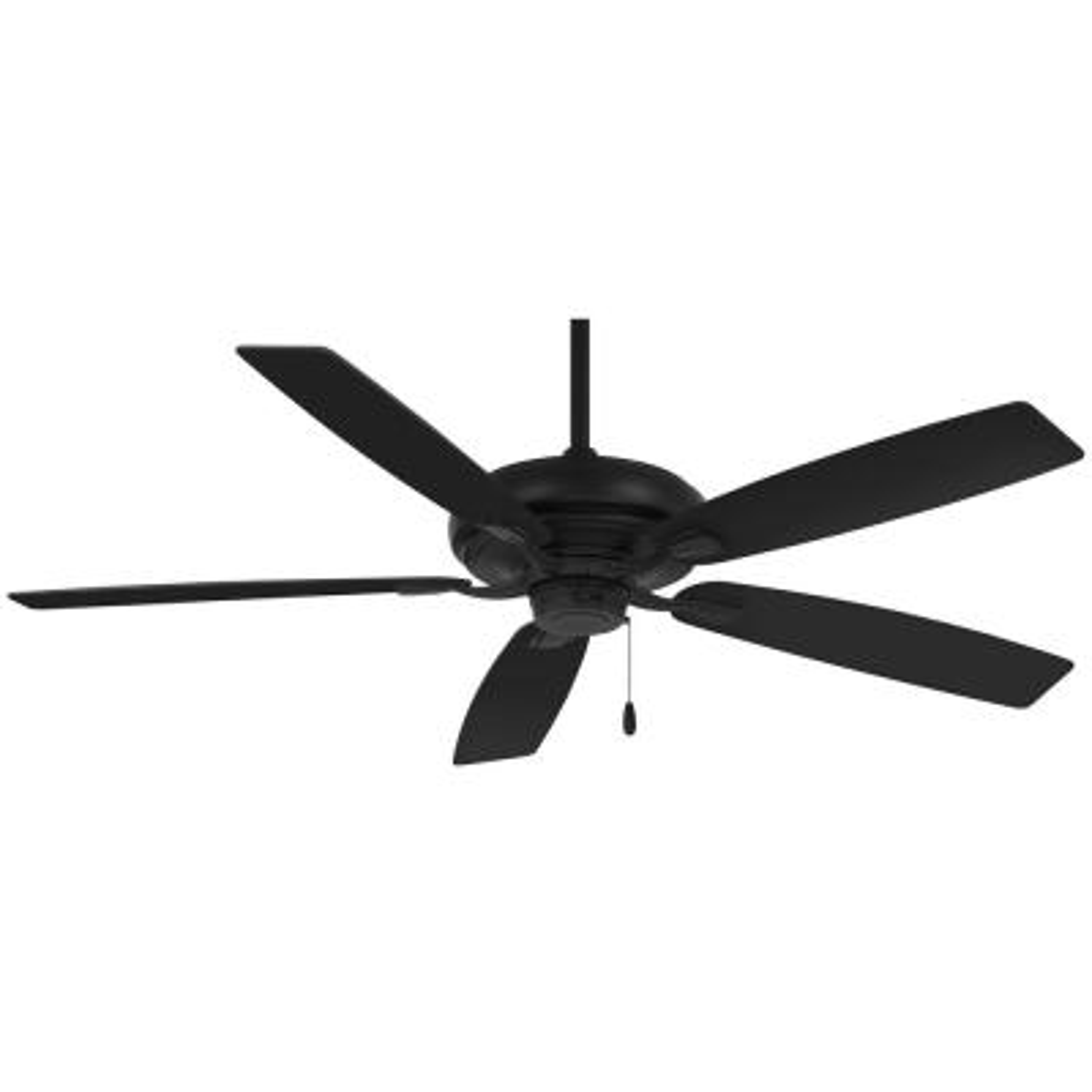 Watt 60 in. Indoor Coal Ceiling Fan