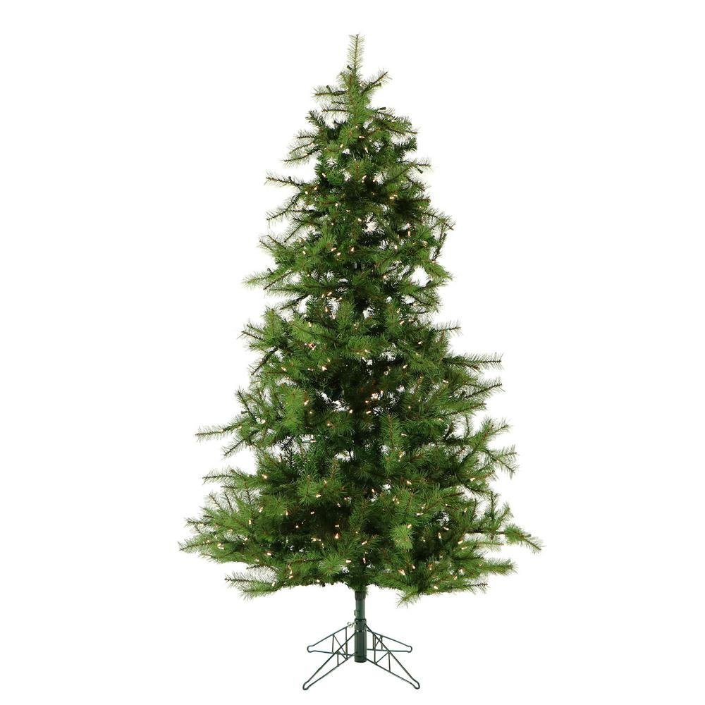 12 Ft Christmas Trees: Fraser Hill Farm 12 Ft. Pre-lit Southern Peace Pine