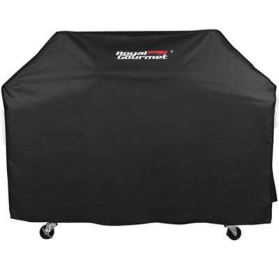 76 in. L Heavy-Duty Oxford BBQ Grill Cover