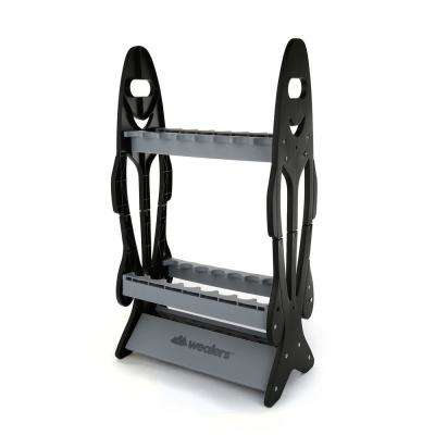16 Fishing Rod Holder Storage Rack Fishing Pole Stand Garage Organizer