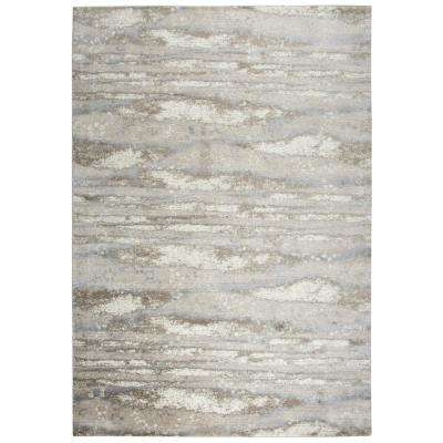 Encore Beige 8 ft. x 10 ft. Rectangle Area Rug