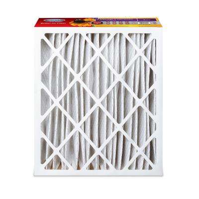 20 in. x 25 in. x 6 in. AprilAire/SpaceGard FPR 7 Air Cleaner Filter