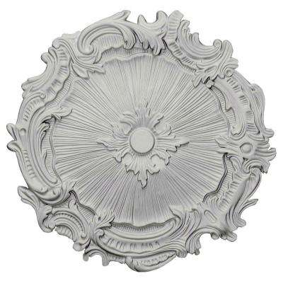 16-3/4 in. Plymouth Ceiling Medallion