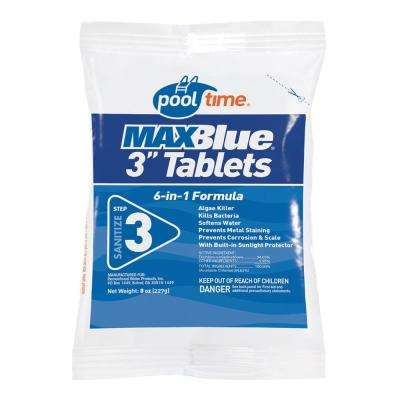 8 oz. MAXBlue 3 in. Tablet