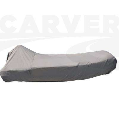 11 ft. 6 in. Styled-To-Fit Boat Cover for Blunt Nose Inflatable Boats