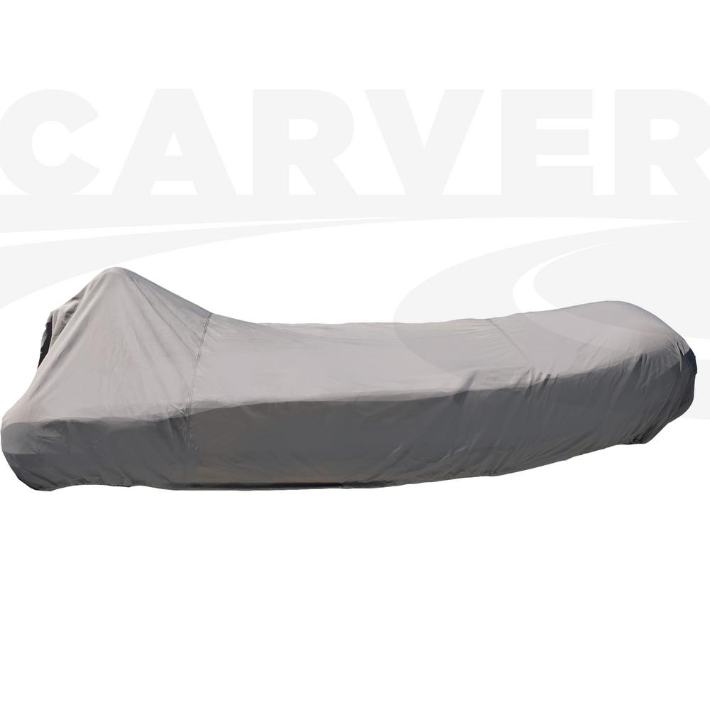 12 ft. 6 in. Styled-To-Fit Boat Cover for Blunt Nose Inflatable