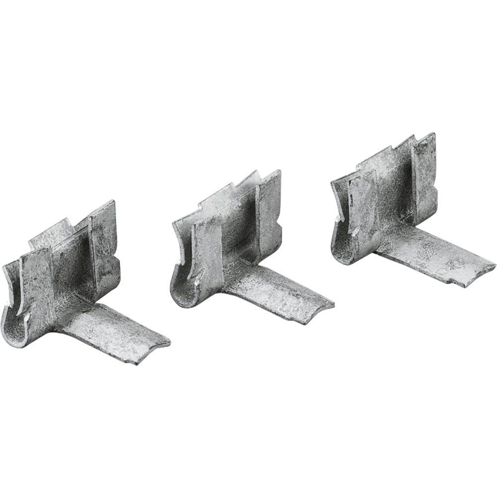 Progress Lighting Plaster Frame Clips for Recessed Lighting Housings  sc 1 st  Home Depot & Progress Lighting Plaster Frame Clips for Recessed Lighting Housings ...
