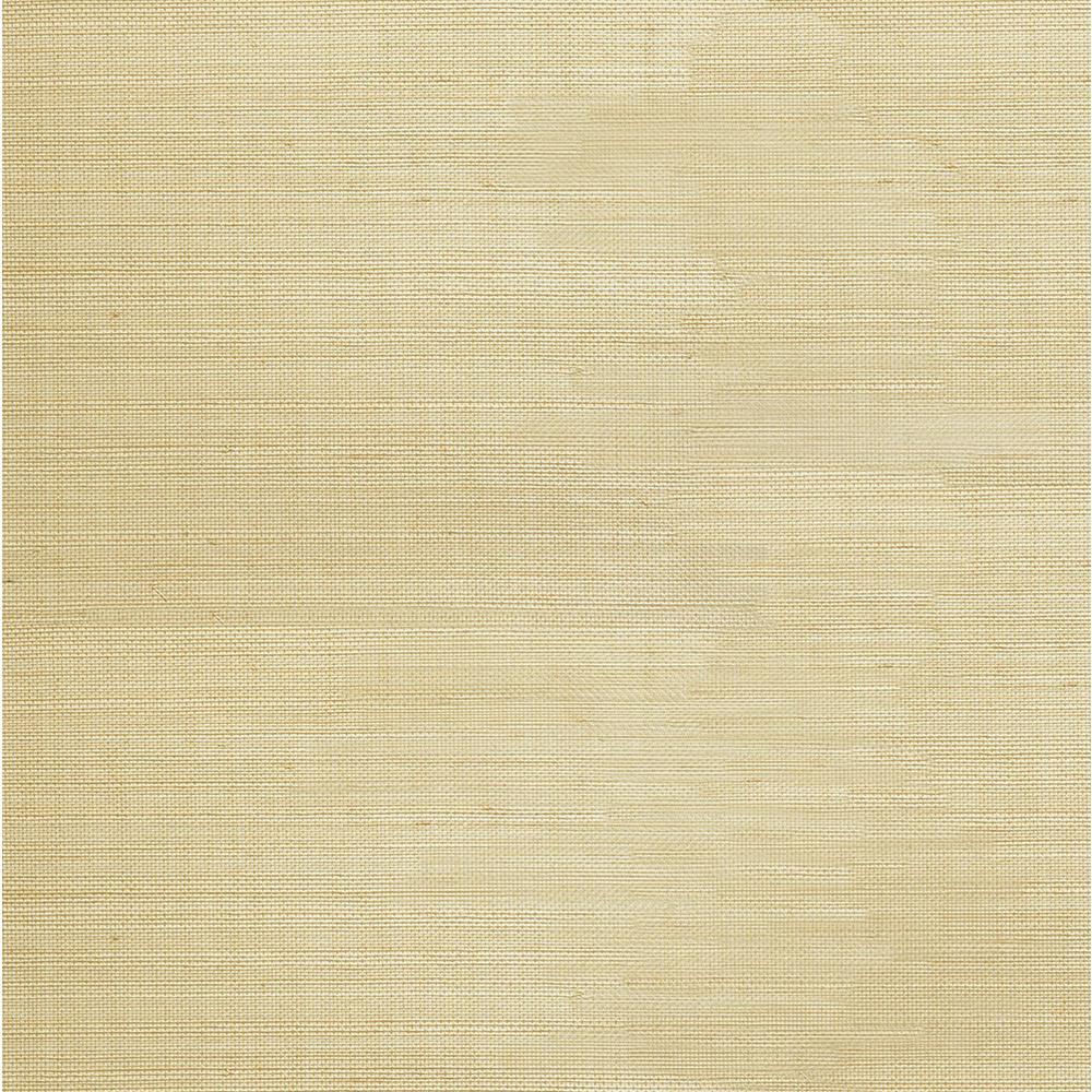 Kenneth James Chimon Khaki Paper Weave Wallpaper Sample